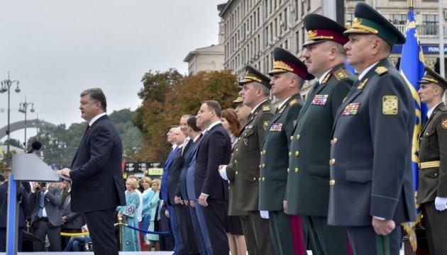 Президент – патріотам окупованих земель: ми поборемося за ваше повернення в Україну