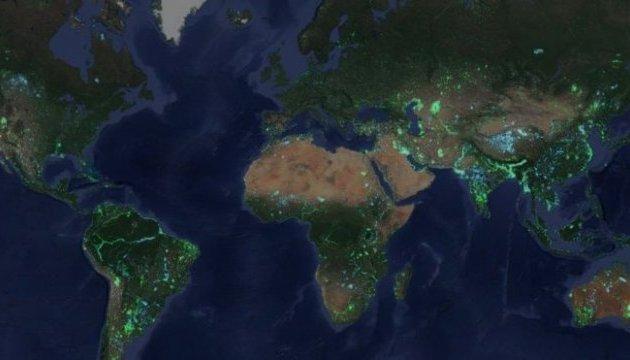 Площа суші на Землі збільшилася на 58 тис. кв. км за 30 років