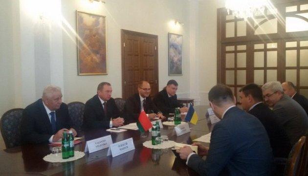 Клімкін проводить зустріч із білоруським колегою