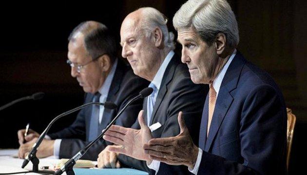 США та Росія близькі до узгодження перемир'я в Сирії