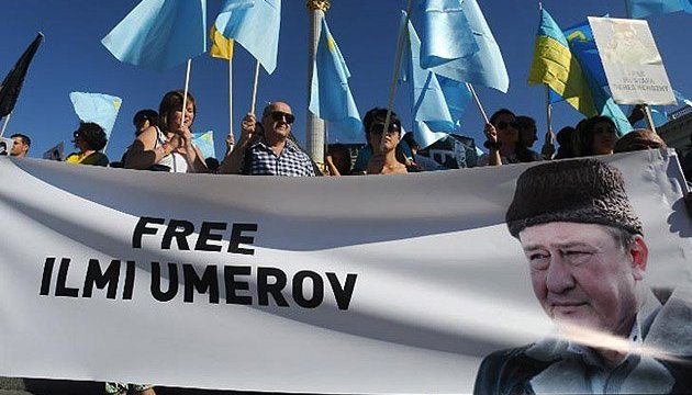 Умеров подякував кримським психіатрам і всім, хто його підтримував