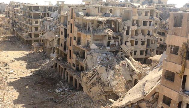 Турция нанесла удары по 67 объектам ИГИЛ на севере Сирии