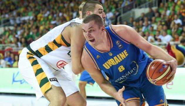 Україна визначилася зі складом на кваліфікацію Євробаскету-2017