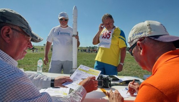 Сборная Украины выиграла чемпионат мира по ракетомодельному спорту - Цензор.НЕТ 4642