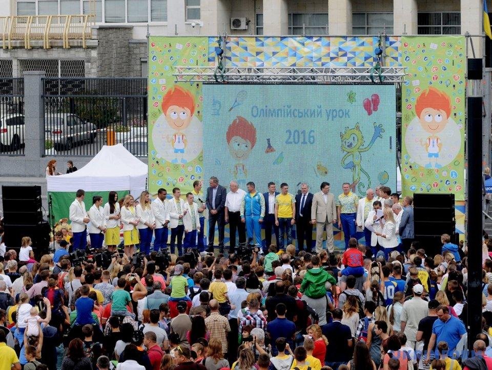 Кириленко: Без фізкультури не буде перемог у великому спорті