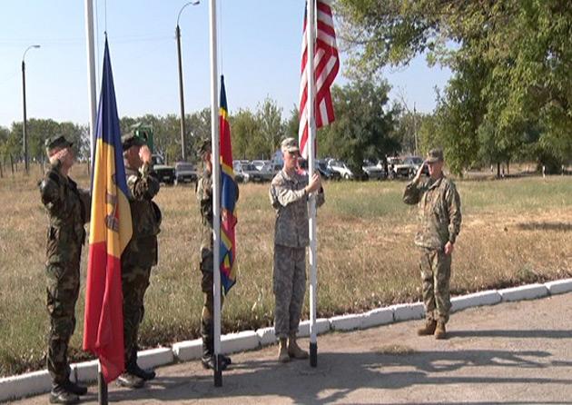 У Молдові стартували військові навчання за участю Румунії і США