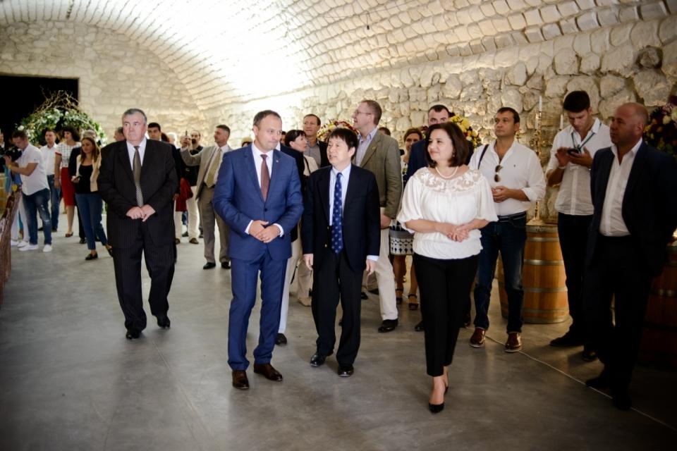У Молдові відреставрували єдиний у країні винний замок