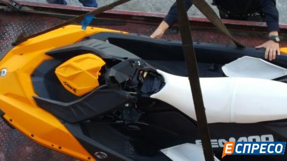 гидроцикл ламборджини