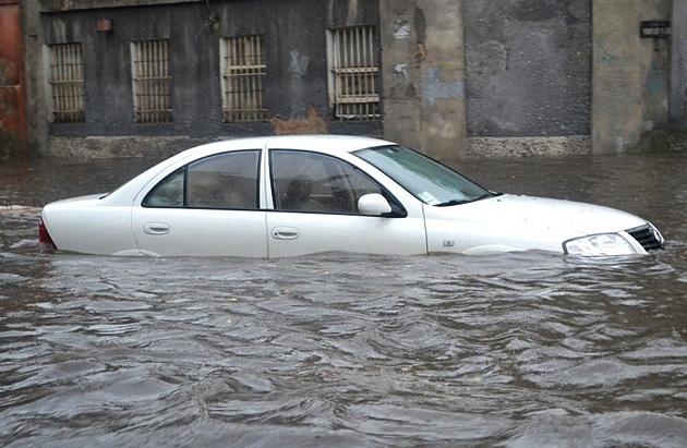 Мэр призвал уменьшить рабочий день— Потоп вОдессе