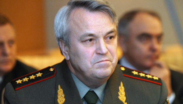 Микола Панков Фото: РИА Новости