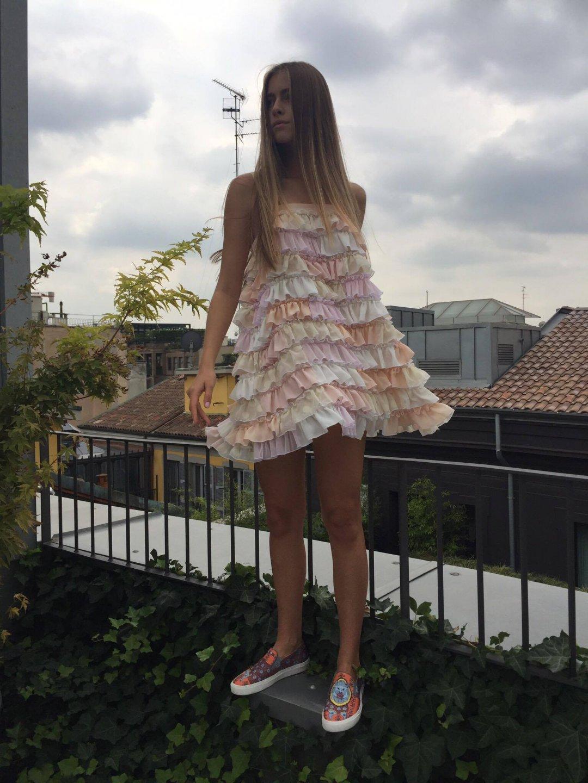 Український дизайнер у Мілані вразила світ моди - фото 4