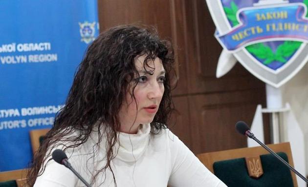 Наталья Мурахевич. Фото: poluostrov-news.com