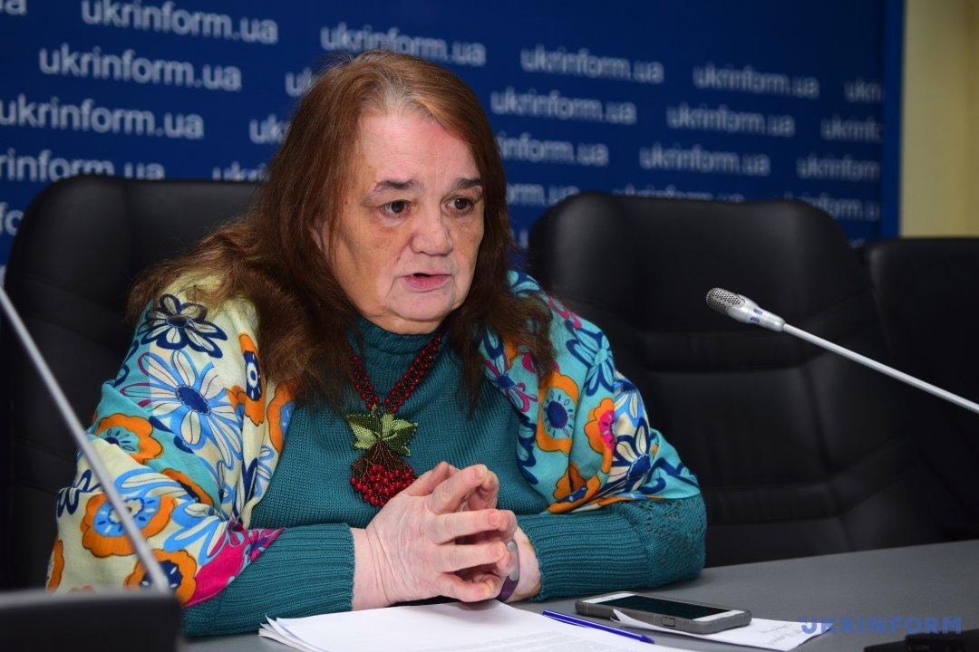 Людмила Порохняк-Гановська