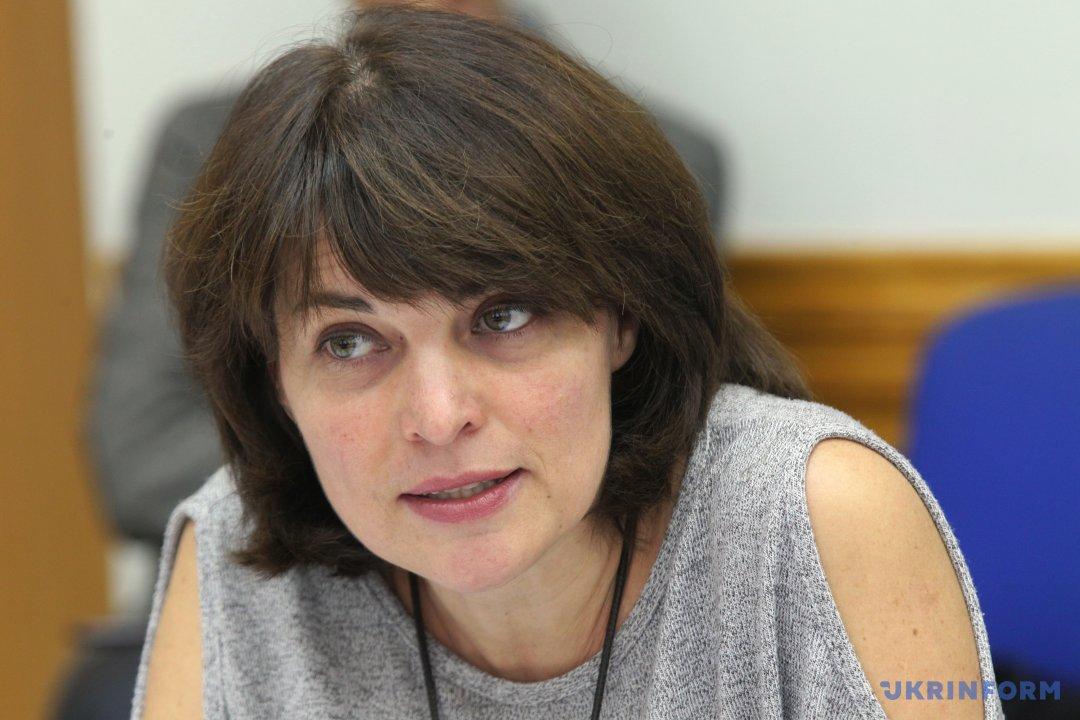 Наталія Степанова