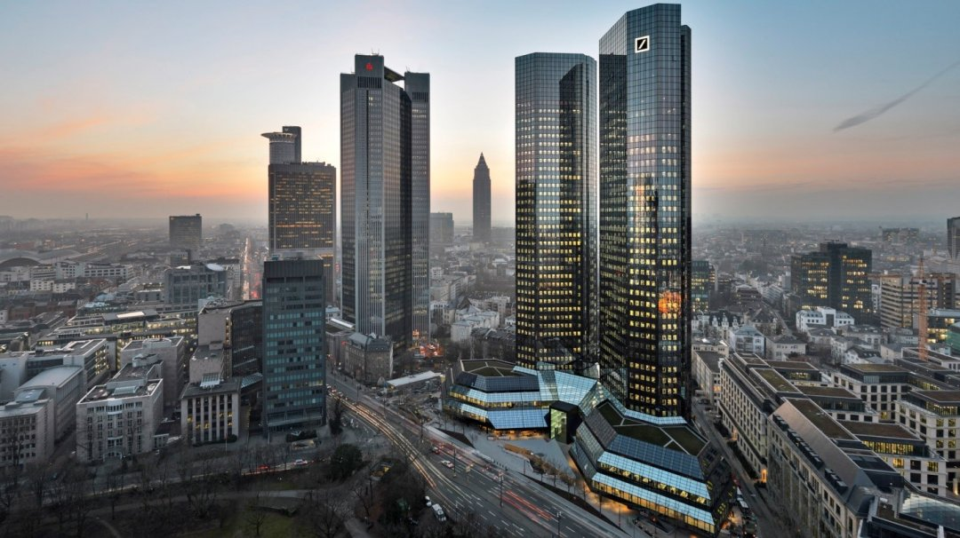 Deutsche Bank. Gmp-Architekten