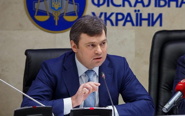 Первый заместитель председателя ДФС Сергей Билан, фото - www.rbc.ua