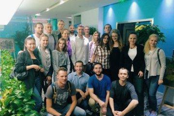В «Українському домі» у Пекіні пройшла лекція на тему «SMART CITY»