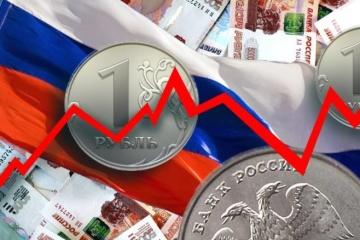 Економічну кризау помітили вже 80% росіян