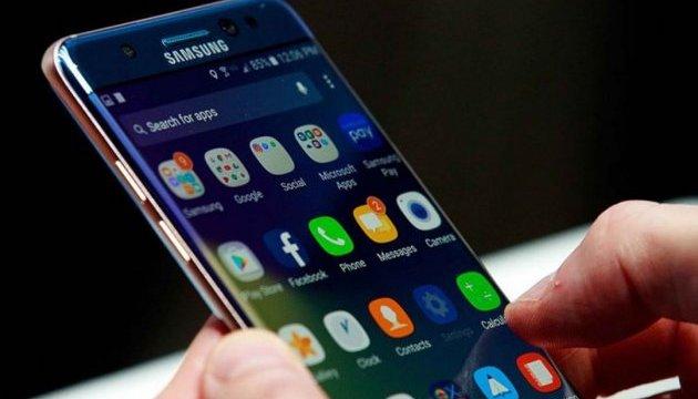 Samsung з'ясувала, чому горіли телефони Galaxy Note 7