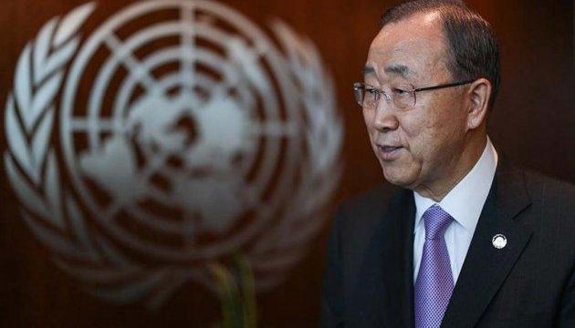 Генсек ООН шокований воєнною ескалацією в Алеппо