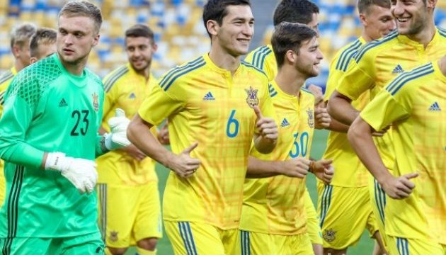 Украина сыграла вничью с Исландией на старте квалификации к ЧМ-2018