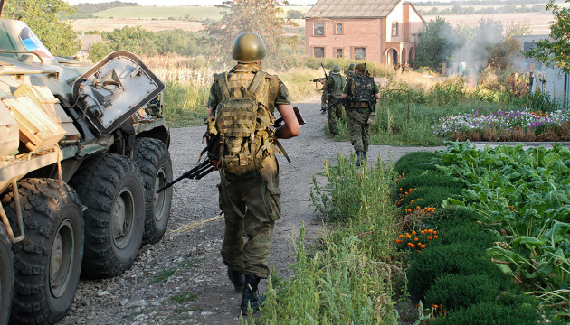 Militants launched 43 attacks on Ukrainian troops in Donbas in last day