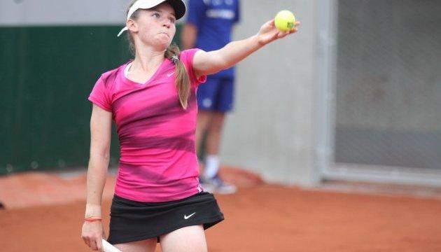 Українка Зарицька зіграє в парному півфіналі US Open