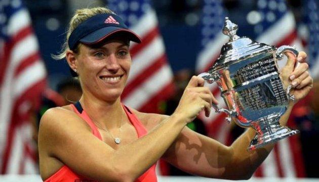 Німецька тенісистка виграла US Open