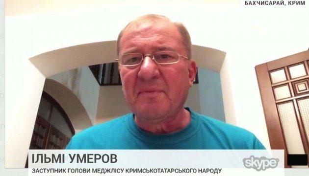 Кримські татари не голосуватимуть на російських виборах