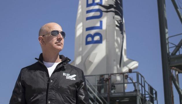 Blue Origin взялася за створення ракети для польотів на орбіту