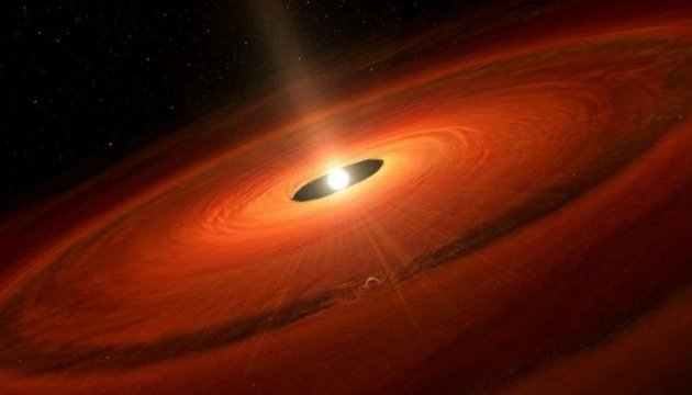 Астрономи помітили народження нової планети