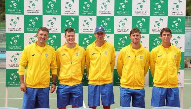 В Осаці пройшло жеребкування тенісного матчу Україна - Японія