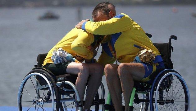 В українських паралімпійців вже 92 медалі