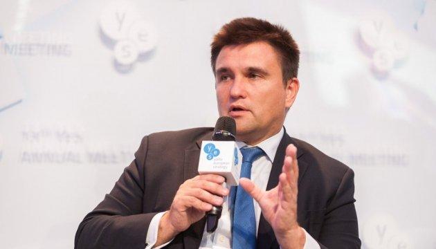 """Клімкін назвав російські вибори """"свідомою провокацією"""""""