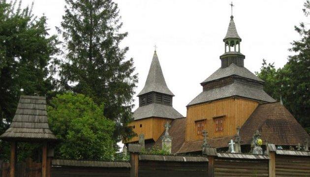 Польські науковці розробили проект благоустрою старовинної церкви на Прикарпатті
