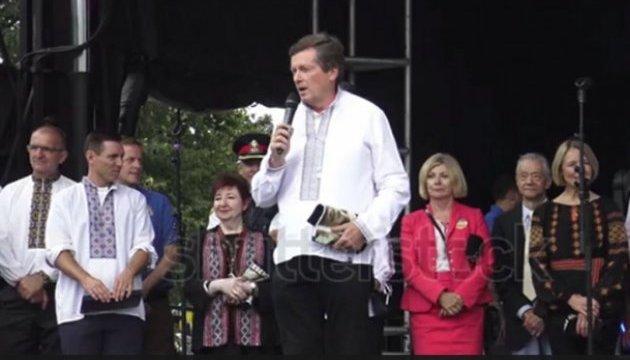 Мер Торонто пообіцяв підтримувати українців