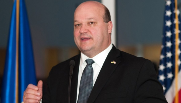 """Позиція США щодо """"Мінська"""" виключає можливість шантажу з боку РФ – посол Чалий"""