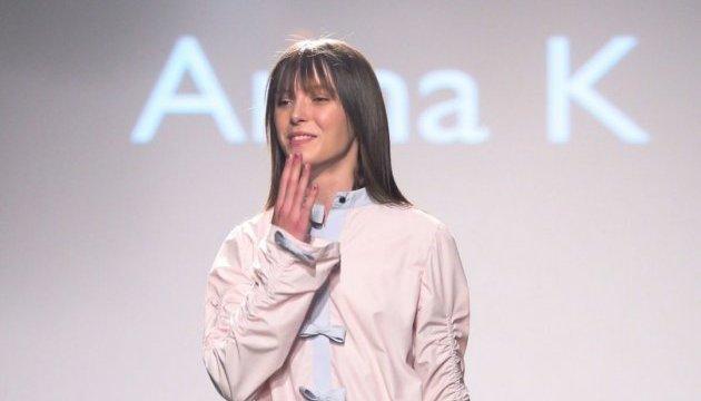 Дизайнер Anna K відкриє Європі багату культуру України