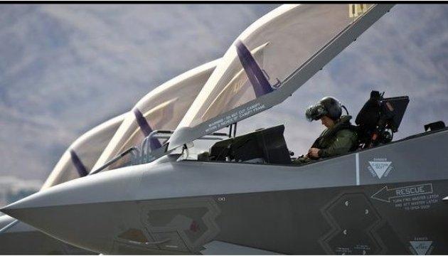У США заборонили польоти стелс F-35 через технічні проблеми