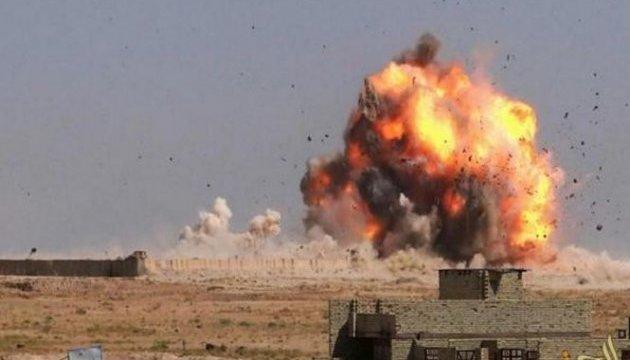 """""""Щит Евфрата"""": Турция разбомбила две оборонительные позиции ИГИЛ"""