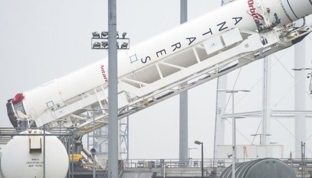 Ракету Antares з українським ступенем планують запустити 10 жовтня
