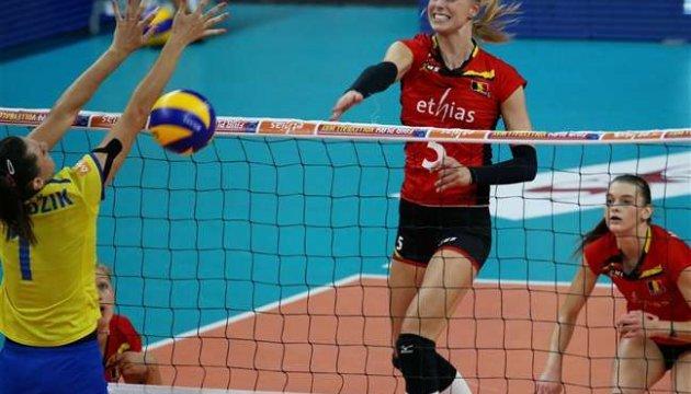 Волейболістки збірної України перемогли Австрію у відборі на ЧЄ-2017