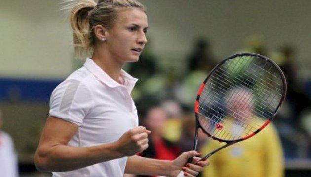 Цуренко разгромила россиянку Родину на старте турнира в Ташкенте