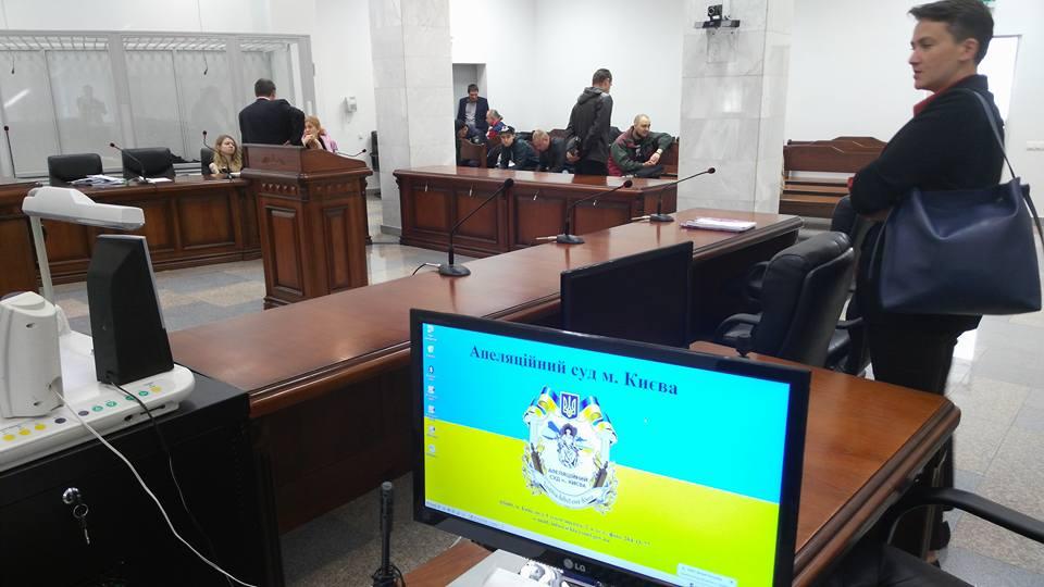 Суд почав екстрене засідання щодо підозрюваних у вбивстві київських міліціонерів - фото 2