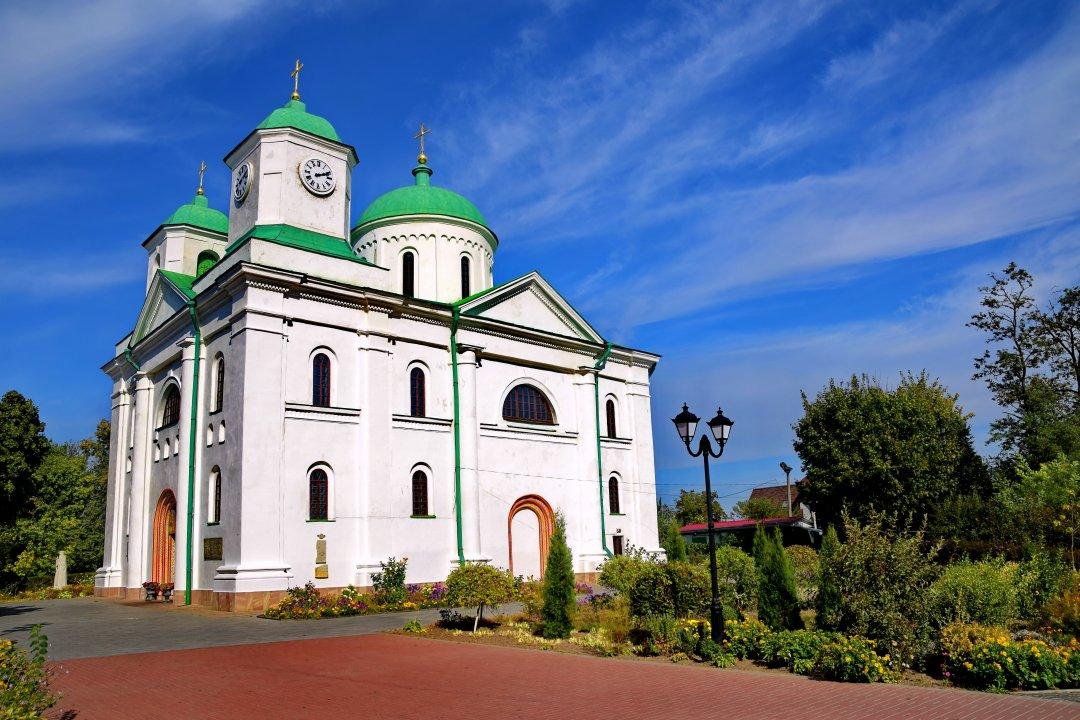 Канівський Успенський собор