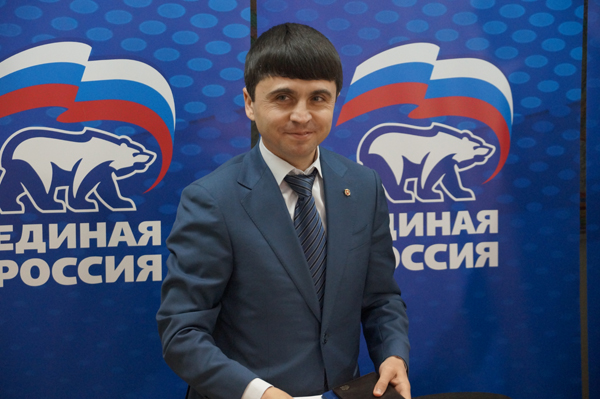 На фото: Руслан Бальбєк