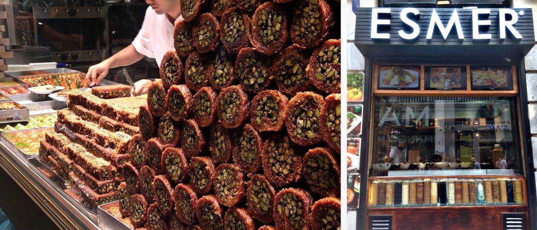 Лавка сладостей. Esmer - магазин лучшего и самого дорогого турецкого шоколада