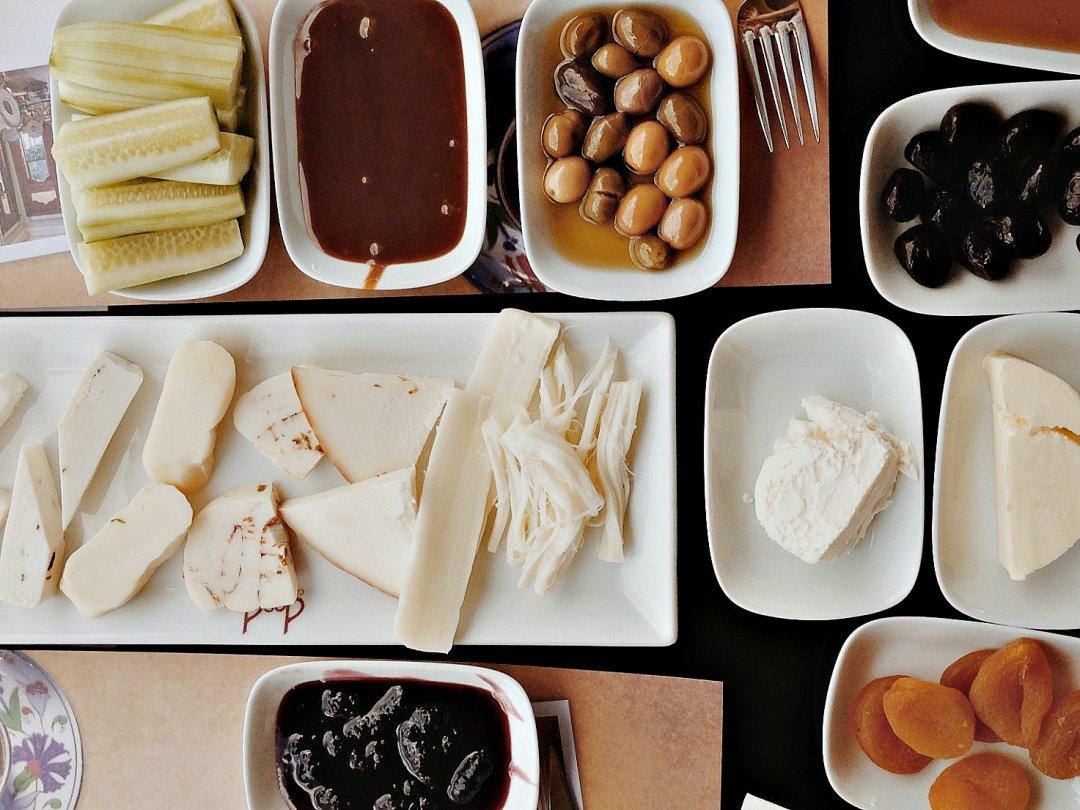 Завтрак в ресторане Desde