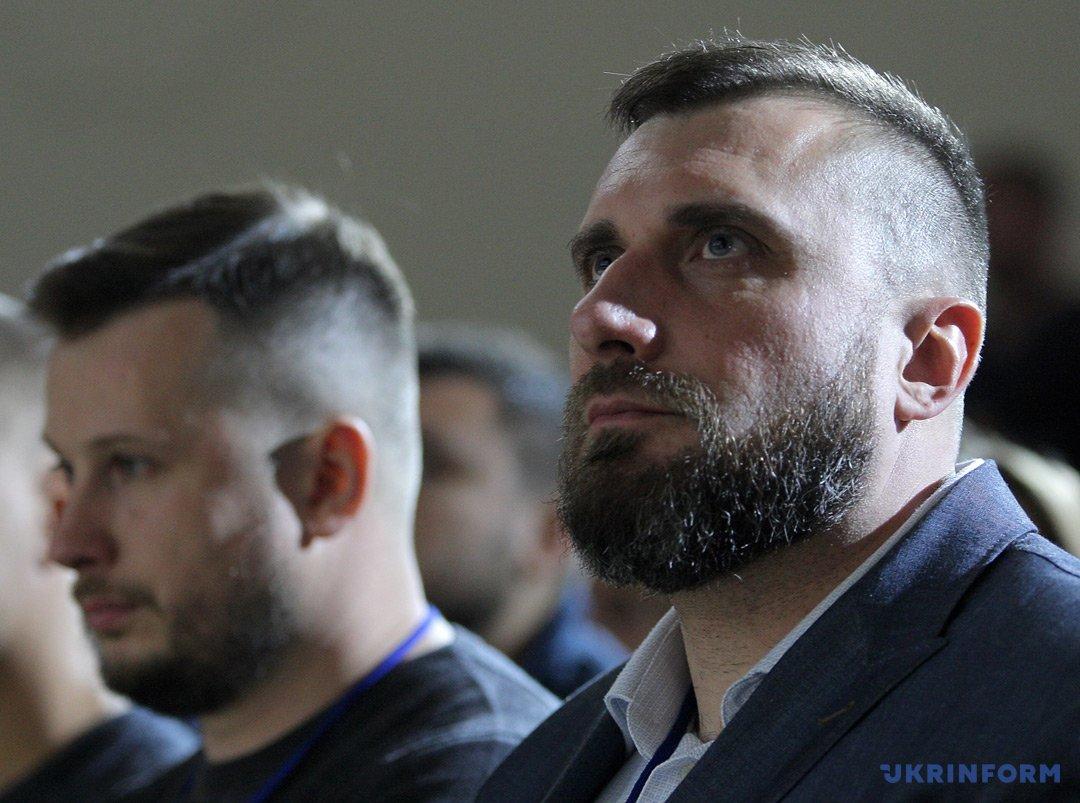 Олег Петренко (справа) и Андрей Белецкий