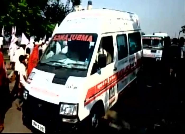 В Індії нарелігійному фестивалі втисняві загинули 19 людей